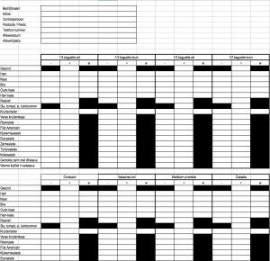 Lijst_bezorgen